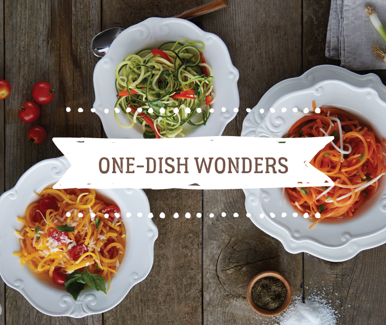 One-Dish Wonders